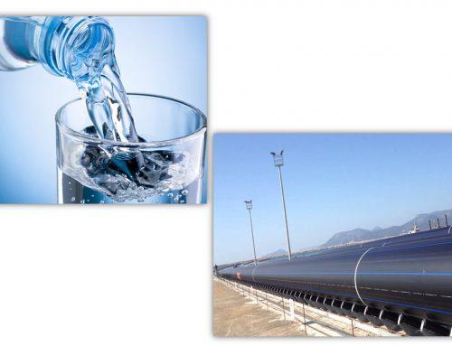 لوله پلی اتیلن و صرفه جویی در مصرف آب