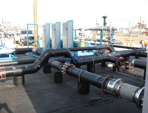 کاربرد لوله پلی اتیلن در سیستم آتش نشانی